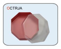 Caja con Base y Tapa Octogonal